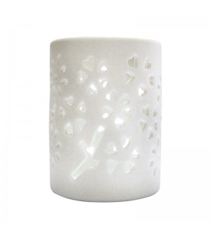 FOUR-LEAF CLOVER CANDLE HOLDER