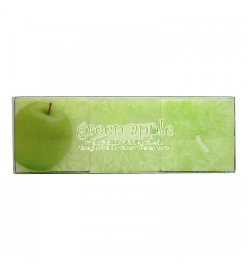Fruit Sweetie Floating Candle - Kiwi