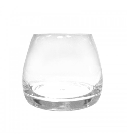 Curve Etched Glassware