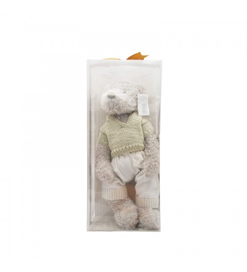 Plush Toy Cuddly Bear (Boy) - Large