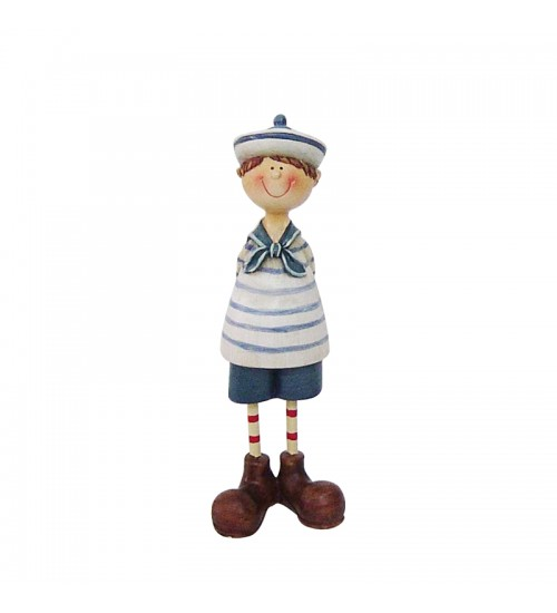 Cute Sailor Figurine Collection - The Cheerful Boy