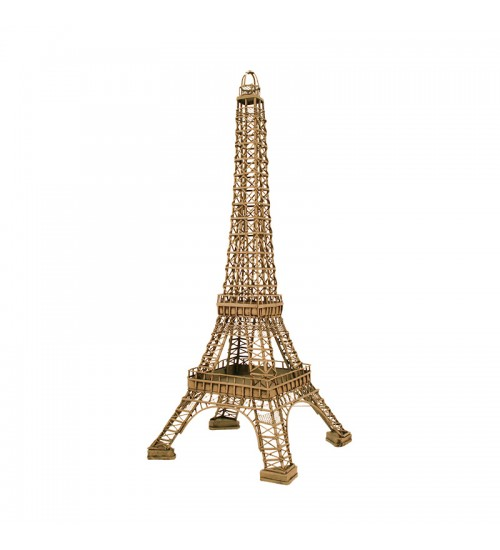 Retro Classic Handmade Iron 'Eiffel Tower' Model Craft Figure