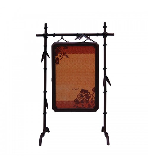 BAMBOO LEAF PHOTO FRAME (M)