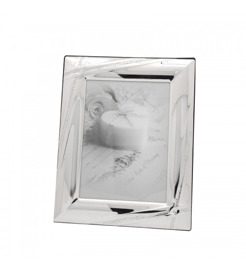 Wedding Silverware - Photo Frame D