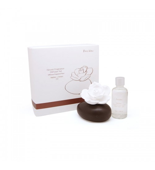 Flower Fragrance Diffuser Set-Marine (S)