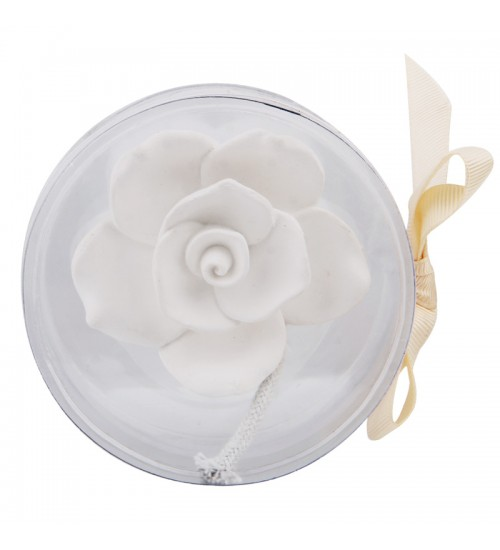 Refill Scented Ceramic Flower - Rose