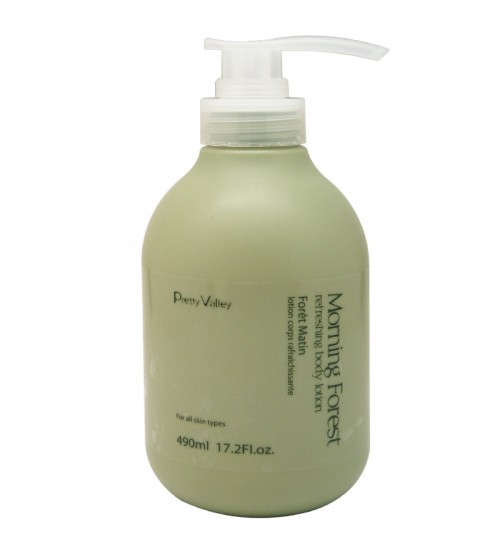 Morning Forest - Refreshing Body Lotion