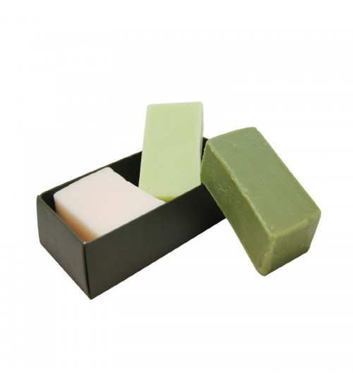 Morning Forest - Aromatic Soaps (3Pcs)
