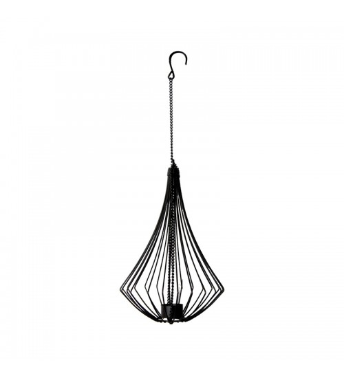 Iron Hanging Candle Holder A