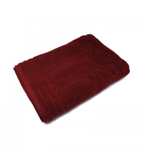 "Ultra Soft Bath Towel - Indian Red (27"" x 55"")"
