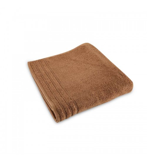 "Ultra Soft Bath Towel - Coffee (27"" x 55"")"