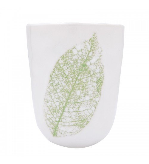 Green Leaf - Tumbler (Ceramic)