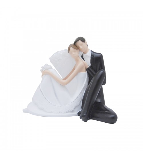 Wedding Figurine - Sitting