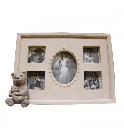 Photo Frame - Bear (5 pictures)