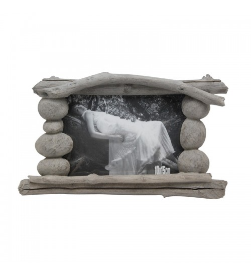 Cobblestone Photo Frame