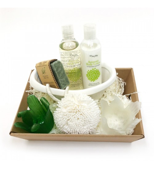 Lavender & Rosemary Body Gift Set