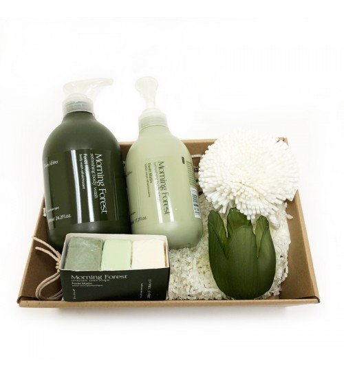 Morning Forest Body Gift Set