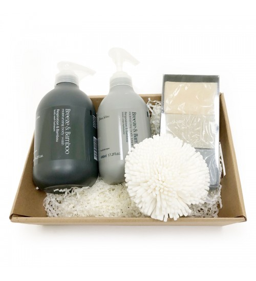 Breeze & Bamboo Body Gift Set