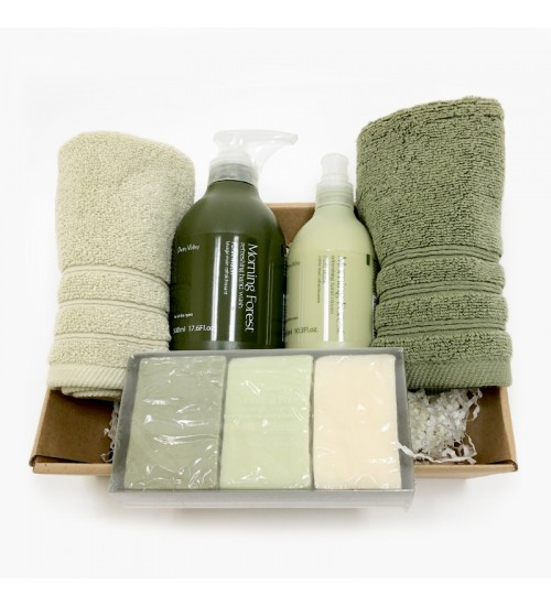 Morning Forest Hand Care Set