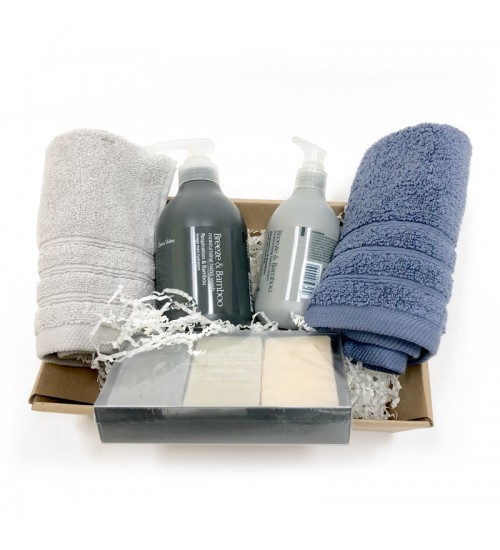 Breeze & Bamboo Hand Care Set